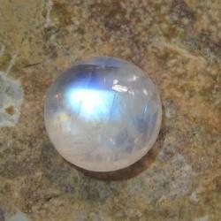 Biduri Bulan Biru Cantik 4.10 carat