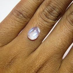 Biduri Bulan 2.14 Carat untuk cincin exclusive