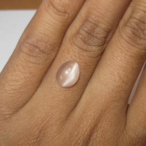 Batu Cat Eye Moonstone 1.80 carat