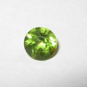 Peridot Round 0.60 carat