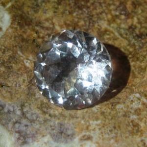 Colorless Topaz 4.92 carat