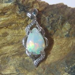 Liontin Hijab Batu Opal 1.53 carat