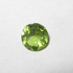 Round Peridot 0.60 carat