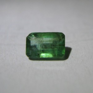 Natural Emerald Muzo Columbia 0.5 cts