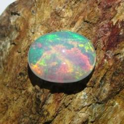 Opal Pelangi Elektrik 2.07 carat