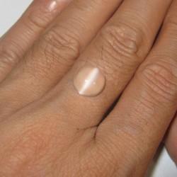 Round Cat Eye Moonstone 3.82 carat