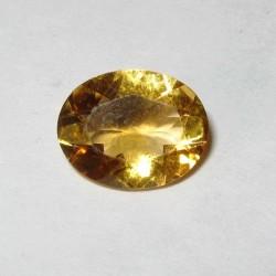 Citrine Orangy Yellow 1.86 carat Asli dan Lebih Murah