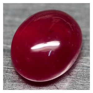 Pinkish Red Ruby 4.5ct