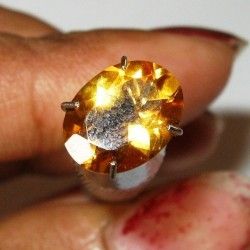 Citrine Kuning Oranye 1.59 carat