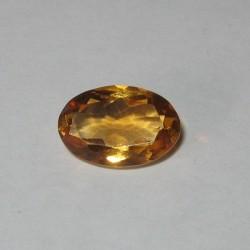 Natural Citrine Oval 2.91 carat