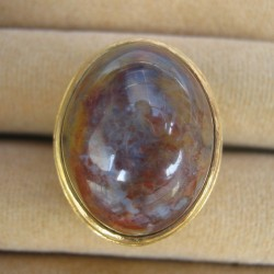 Batu Akik Panca Warna Oriental