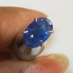 Blue Ceylon Sapphire 1.13 carat