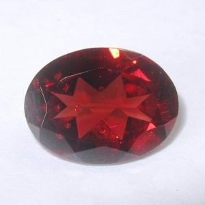Permata Garnet Pyrope Oval 3.05 carat