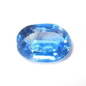 Batu Mulia Kyanite Warna Biru Elegan 1.35 carat