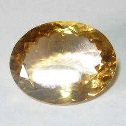 Natural Citrine (Quartz) 17.39 carat