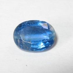 Batu Mulia Kyanite Biru Oval 1.38 carat