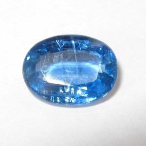 Permtata Kyanite Biru Bening Elegan 1.41 carat