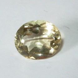 Citrine Kuning Muda Terang 4.15 carat