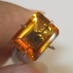 Citrine Madeira Rectangular 1.97 carat