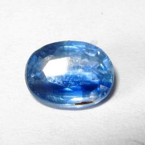 Batu Permata Purplish Blue Kyanite 1.57 carat