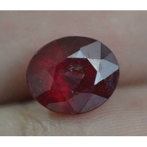 Ruby Oval 2.49 carat