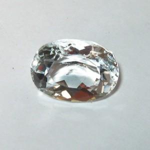 Aquamarine Oval 3.12 carat