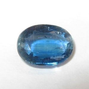 Kyanite Biru Tua 1.30 carat