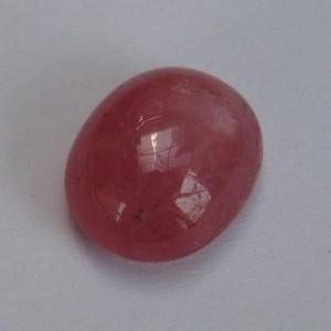 Orangy Red Ruby 9.06ct ~ Batu Ruby Asli