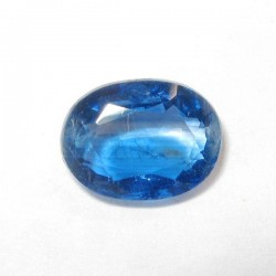 Kyanite Biru Oval 1.42 carat