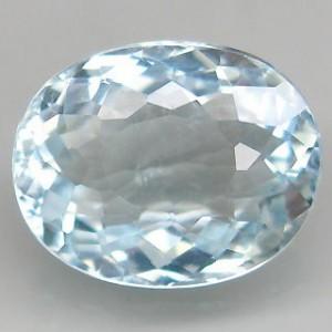 Aquamarine 2.06 carat