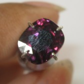 Cushion Purplish Pink Spinel 1.47 carat