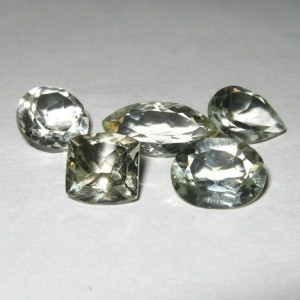 Lot II Grosir Green Amethyst