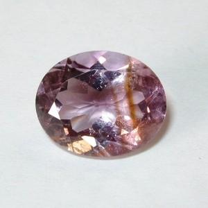 Batu Permata Amethyst Oval 3.45 carat