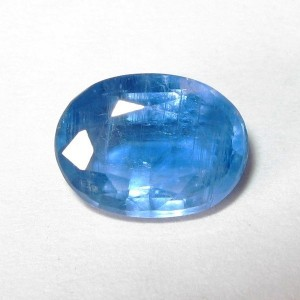 Permata Kyanite Biru Bagus 1.49 carat