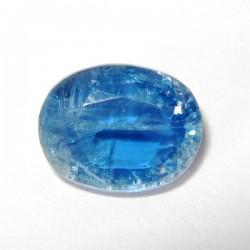 Kyanite Oval Blue 1.49 carat