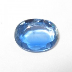Kyanite Blue Oval 1.39 carat