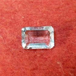 Rectangular Aquamarine 0.50 carat