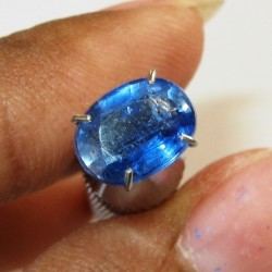Kyanite Biru Oval 1.52 carat