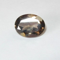 Smookey Quartz Oval 1.60 carat