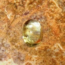 Turmalin Hijau Muda Terang 1.02 carat