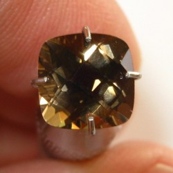 Cushion Smoky Quartz 1.33 carat
