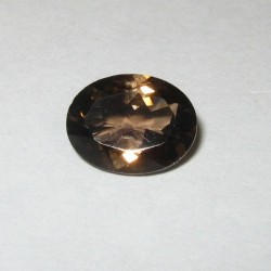 Natural Smoky Quartz Oval 1.68 carat