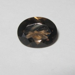 Oval Natural Smoky Quartz 1.57 carat