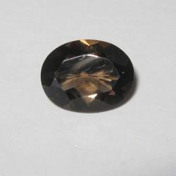 Oval Natural Smoky Quartz 1.57 carat