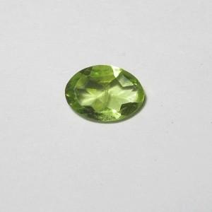 Natural Peridot Oval 0.65 carat