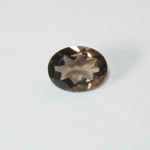 Smoky Quartz Oval 1.33 carat
