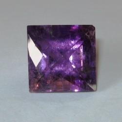 Purple Rectangular Bufftop Amethyst 21.51 carat