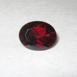 Brownish Red Oval Pyrope Garnet 2.43 carat