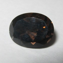Smoky Quartz Oval 1.69 carat