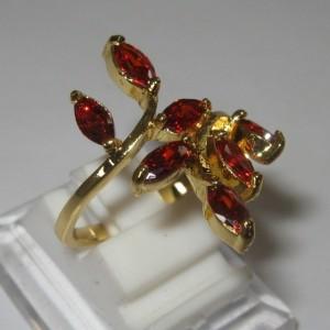 Cincin Pesta Gold Filled Ring 8US